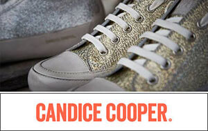 Candice Cooper bei TRETTER