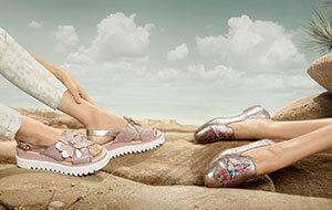 Die Frühlings/Sommerkollektion von Gabor