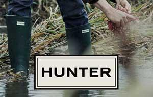 Die ganze Welt von Hunter