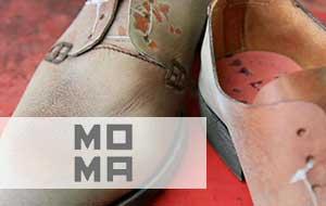 Markenwelt von MOMA