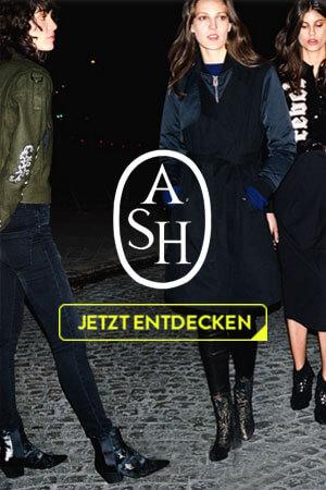 Die ganze Welt von ASH