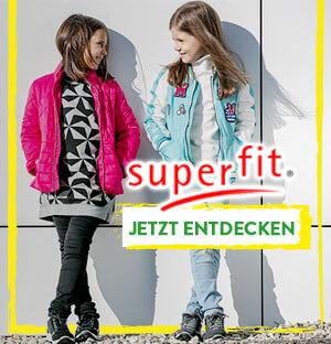 Die neue Herbstkollektion von SuperFit