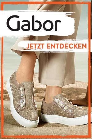 Die Frühjahrs/Sommerkollektion von GABOR