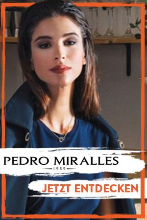 Die neuen Herbstmodelle von Pedro Miralles