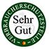Verbraucuhserschutzsiegel Niedersachsen Note sehr gut