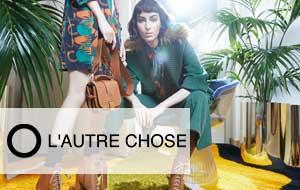 Markenwelt von L'autre Chose