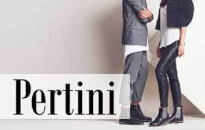 Markenwelt von Pertini